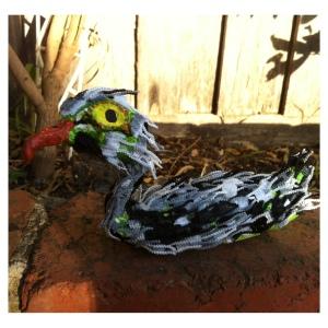 Haiku Bird being set free