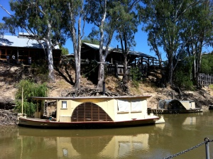 On the Murray River